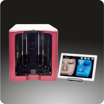 肌診断機器(re-Beau2)